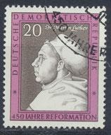 DDR 1317 philat. Stempel