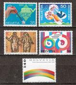 1397-1401 postfrisch (CH)