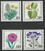 1059-1062  postfrisch  (BRD)