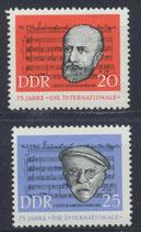 DDR 966-967 postfrisch