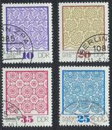DDR 1965-1966  philat. Stempel