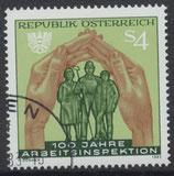 AT 1735 gestempelt
