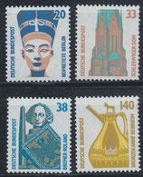 BRD 1398-1401 A postfrisch