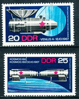 DDR 1341-1342 postfrisch