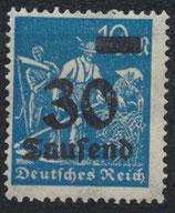 DR 284  postfrisch
