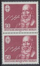 BERL 570 postfrisch senkrechtes Paar