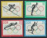 DDR 1000-1003 postfrisch