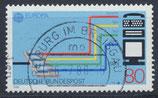 BRD 1368 gestempelt