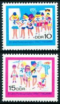 1432-1433 postfrisch (DDR)