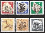 1822-1827 postfrisch (DDR)