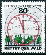 BRD 1253 gestempelt