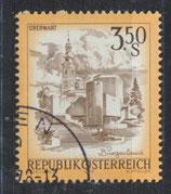 AT 1581 gestempelt