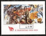 Block 63 postfrisch (DDR)