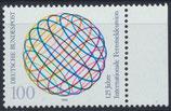 BRD 1464 postfrisch mit Bogenrand rechts
