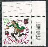 BRD 3546 postfrisch Eckrand rechts oben