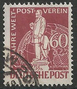 BERL 39 gestempelt