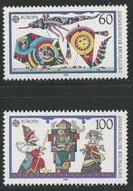 1417-1418 postfrisch  (BRD)