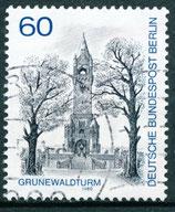 BERL 636 gestempelt