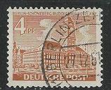 BERL 43 gestempelt