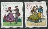 1096-1097  postfrisch  (BRD)
