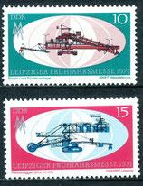 1653-1654 postfrisch (DDR)