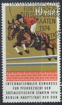 DDR 1969  philat. Stempel