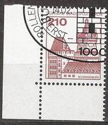 589 gestempelt Eckrand links unten (BERL)