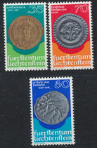 677-679 postfrisch (LIE)