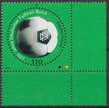 2091 postfrisch mit Eckrand rechts unten (BRD)