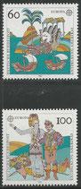 1608-1609 postfrisch  (BRD)