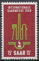 368 postfrisch (SAAR)