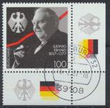 BRD 1904 gestempelt mit Eckrand rechts oben (2)
