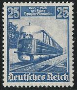 DR 582   postfrisch