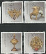 BERL 818-821  postfrisch