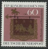 1065  postfrisch  (BRD)