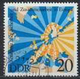 DDR 2069 gestempelt