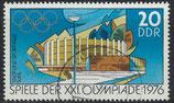 DDR 2128 philat. Stempel