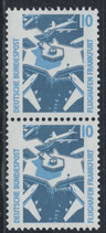 BRD 1347 A postfrisch senkrechtes Paar