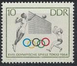 DDR 1034 postfrisch