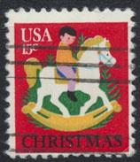 USA 1369 gestempelt