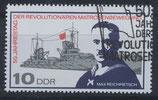 DDR 1308  philat. Stempel