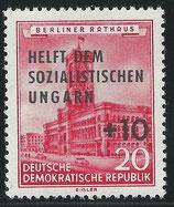 557 postfrisch (DDR)