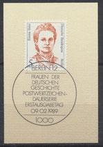 BERL 833  mit Ersttagssonderstempel