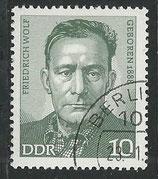 DDR 1816  philat. Stempel