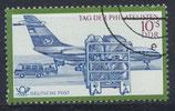 BRD 1703 philat. Stempel