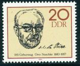 2774 postfrisch (DDR)