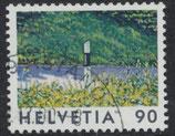 CH 1647 gestempelt