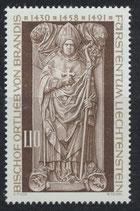 666 postfrisch (LIE)