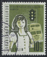 BERL 194 gestempelt
