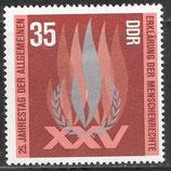 1898 postfrisch (DDR)